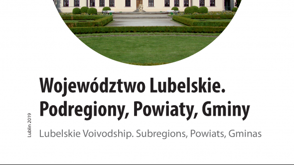 Lubelskie Voivodship Subregions Powiats Gminas 2019