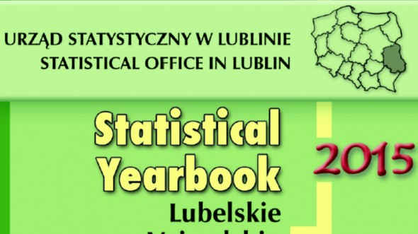 Statistical Yearbook Lubelskie Voivodship 2015