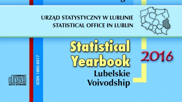 Statistical Yearbook Lubelskie Voivodship 2016